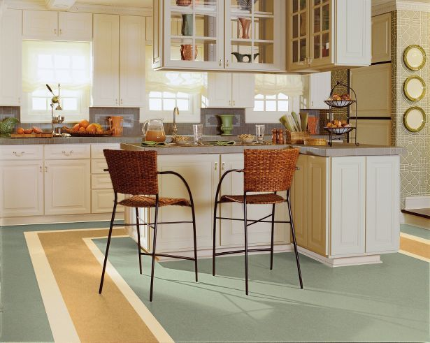 Eco Friendly Linoleum Flooring By Armstrong