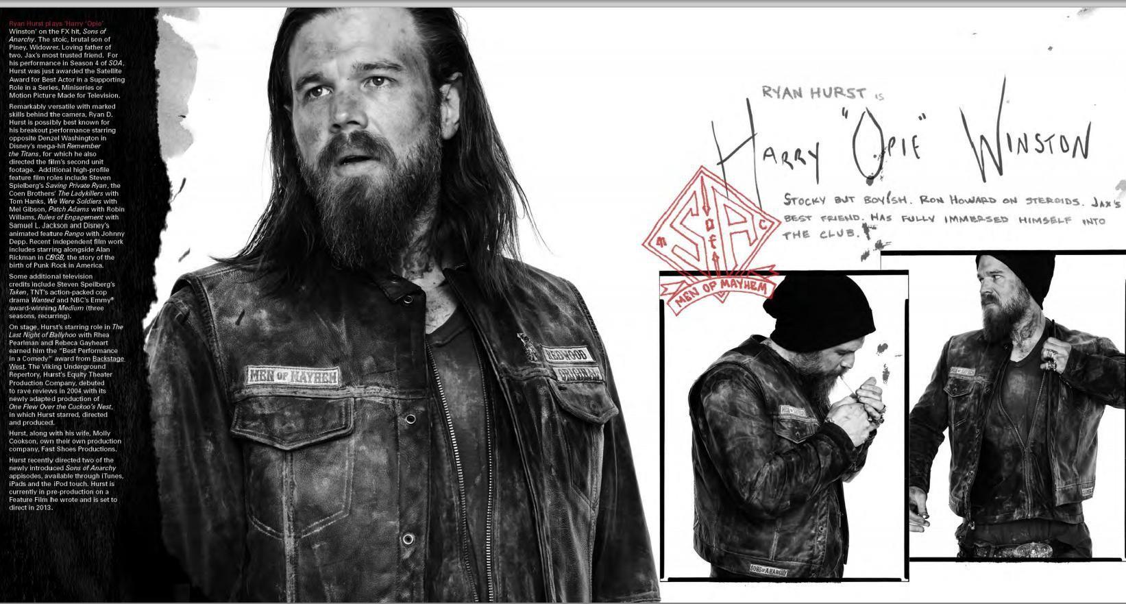 Ryan Hurst Wallpaper Photo Credit Fx Sons Of Anarchy Samcro