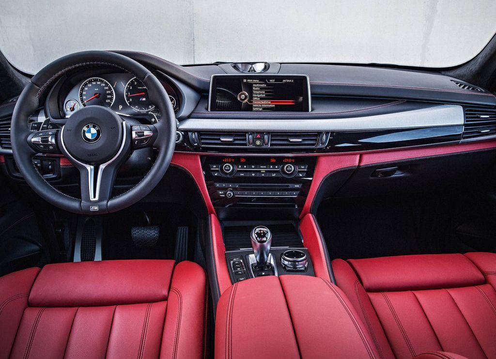 Bmw X5m Interior 2016 Bmw X6 Bmw X5 M Bmw X5