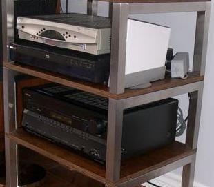 ikea hack av rack remodel stuff pinterest ikea fans. Black Bedroom Furniture Sets. Home Design Ideas