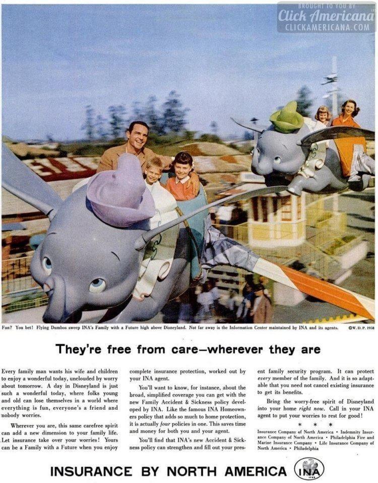 Fifties Fun In Disneyland Scenes From The Early Days Disneyland