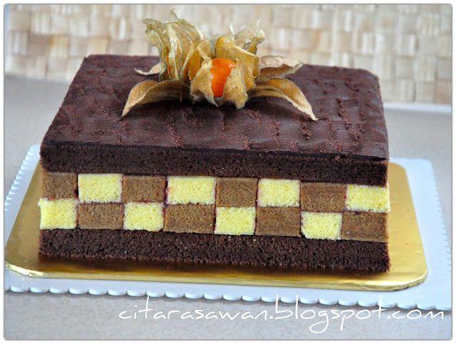Resipi Citarasawan Koleksi Resepi Kakwan Dessert Bars Kue Lapis Resep Biskuit