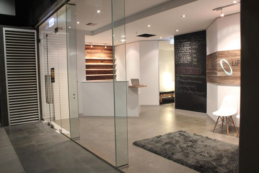 Life-Chiropractic-Studio-Design-1 | chiropractic / massage spaces ...