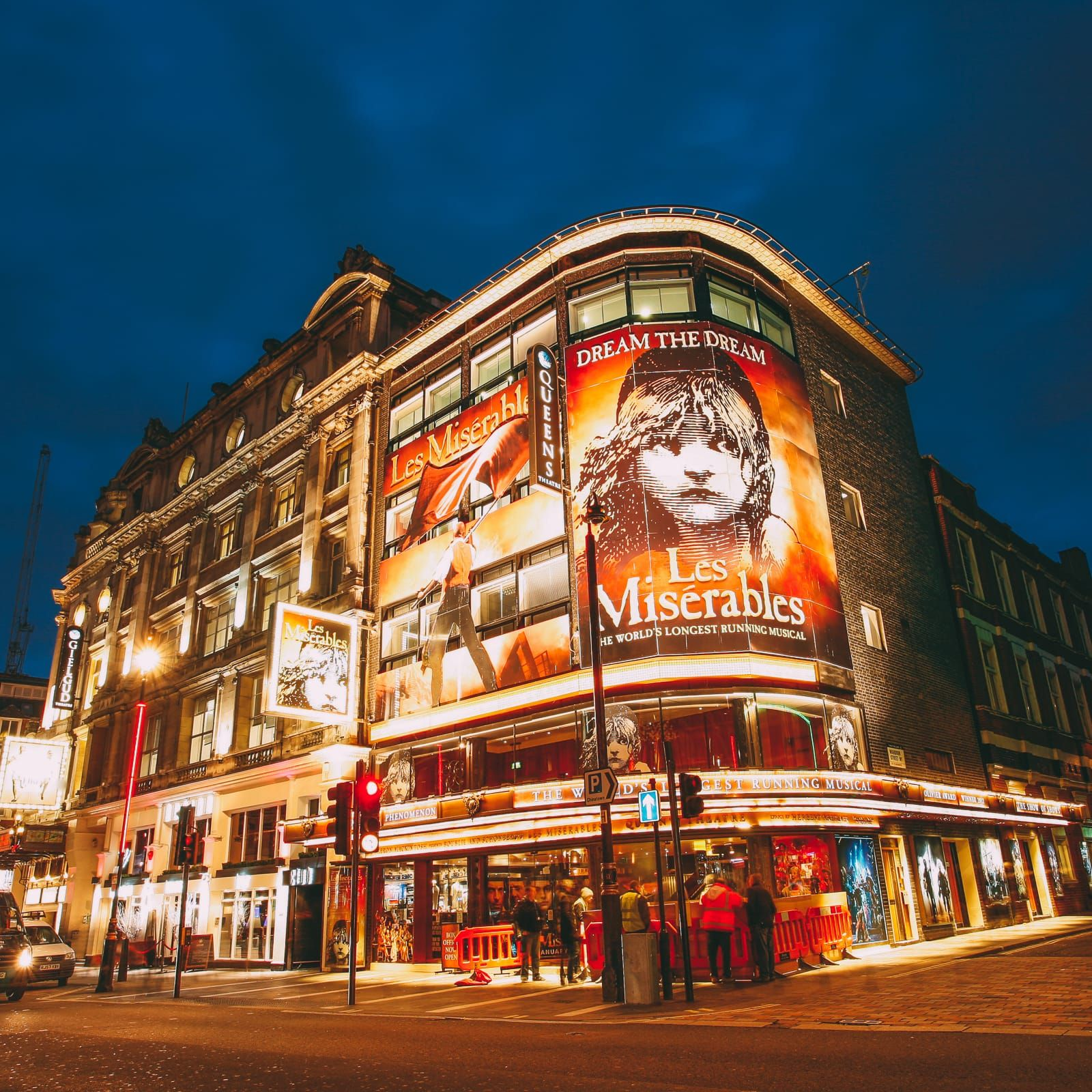 Best west end theatre