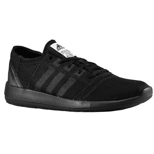 best service e685f 6ab54 Adidas Element Refine Tricot all black Size 7