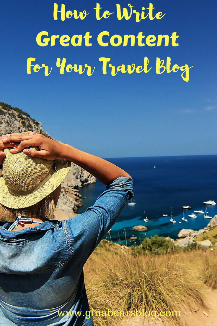 Watch How to Write a Travel Blog video