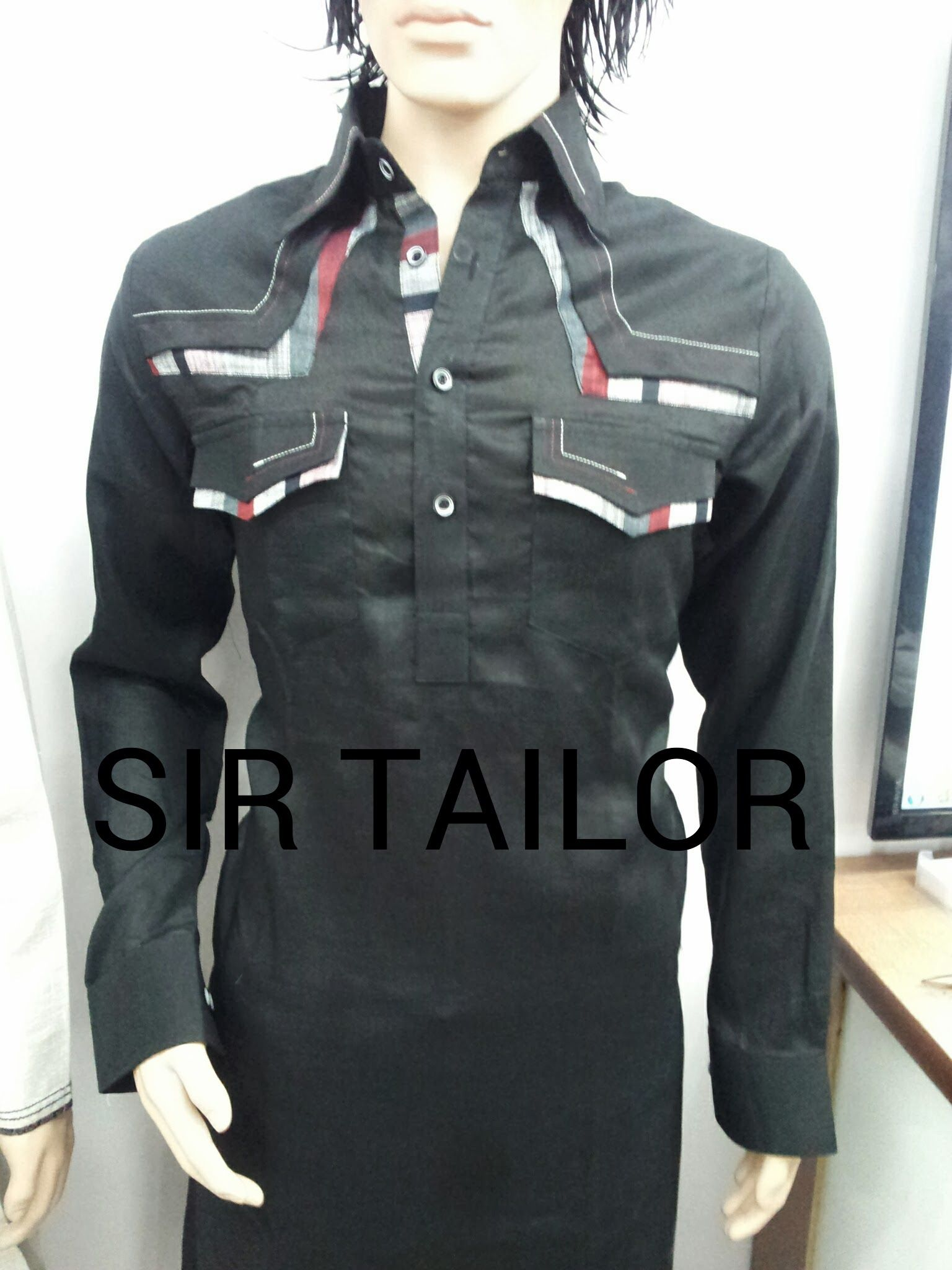 mens pathani designer and elegant look from SIR TAILOR