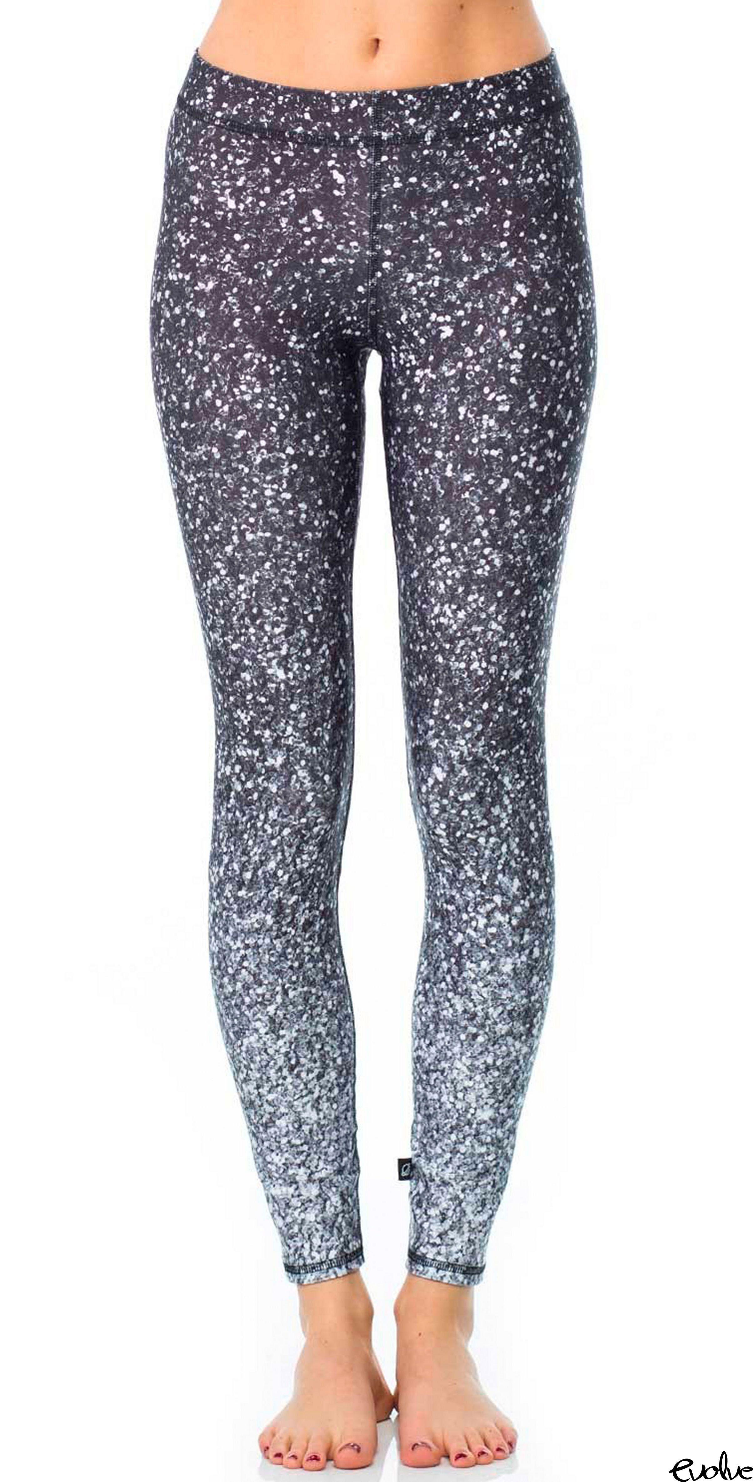 Pin By Brandi Bidegain On Fashionmakeuphair Glitter Leggings Glitter Fashion Glitter Outfi