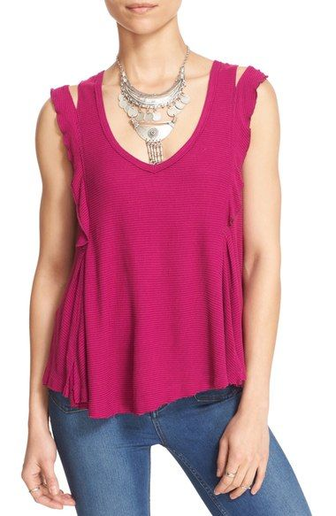 Free People 'Bondi' Tank available at #Nordstrom