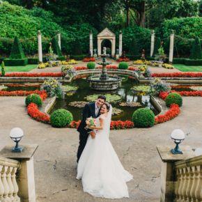 Nicola And Josh An Italian Dream Real Weddings Www Guidesforbrides Co