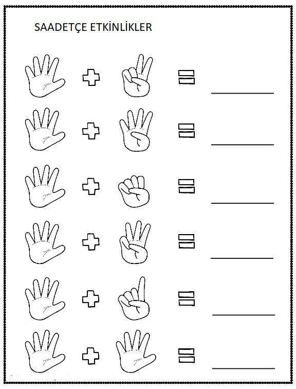 #insegnare a #contare con la nostra #calcolatrice #manuale