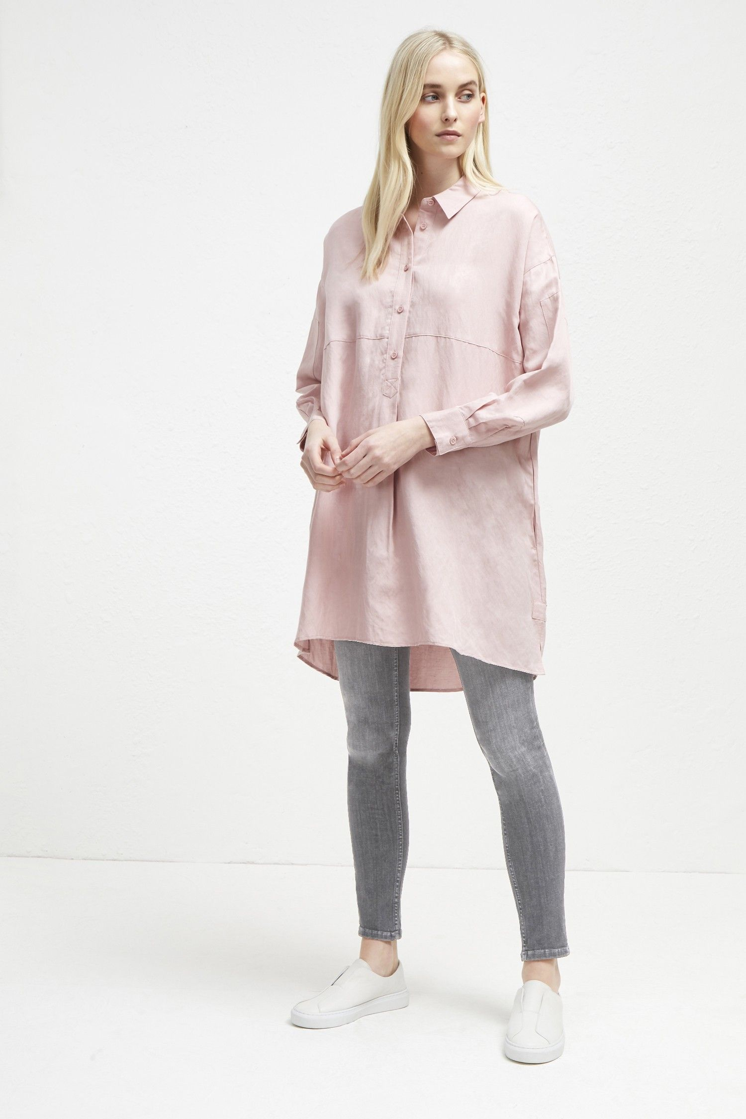 Caspia Linen Shirt Dress By French Connection In 2018 Products