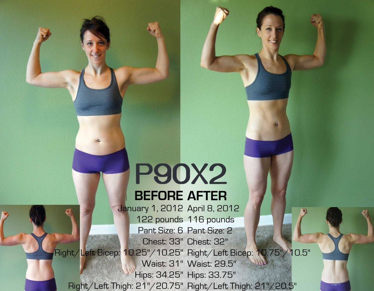 This Has All The P90x Workouts Here S Links To P90x