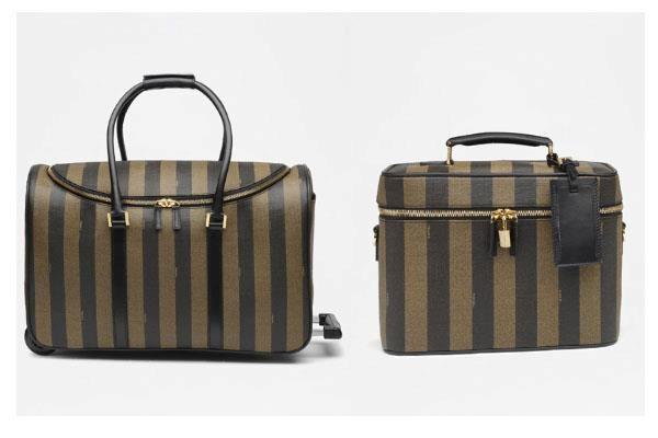 Wish List: Los maletines son la forma más usada para los bolsos masculinos. Vale la pena invertir en uno de gran calidad y diseño como este de Fendi, que seguro envejecerá con dignidad.