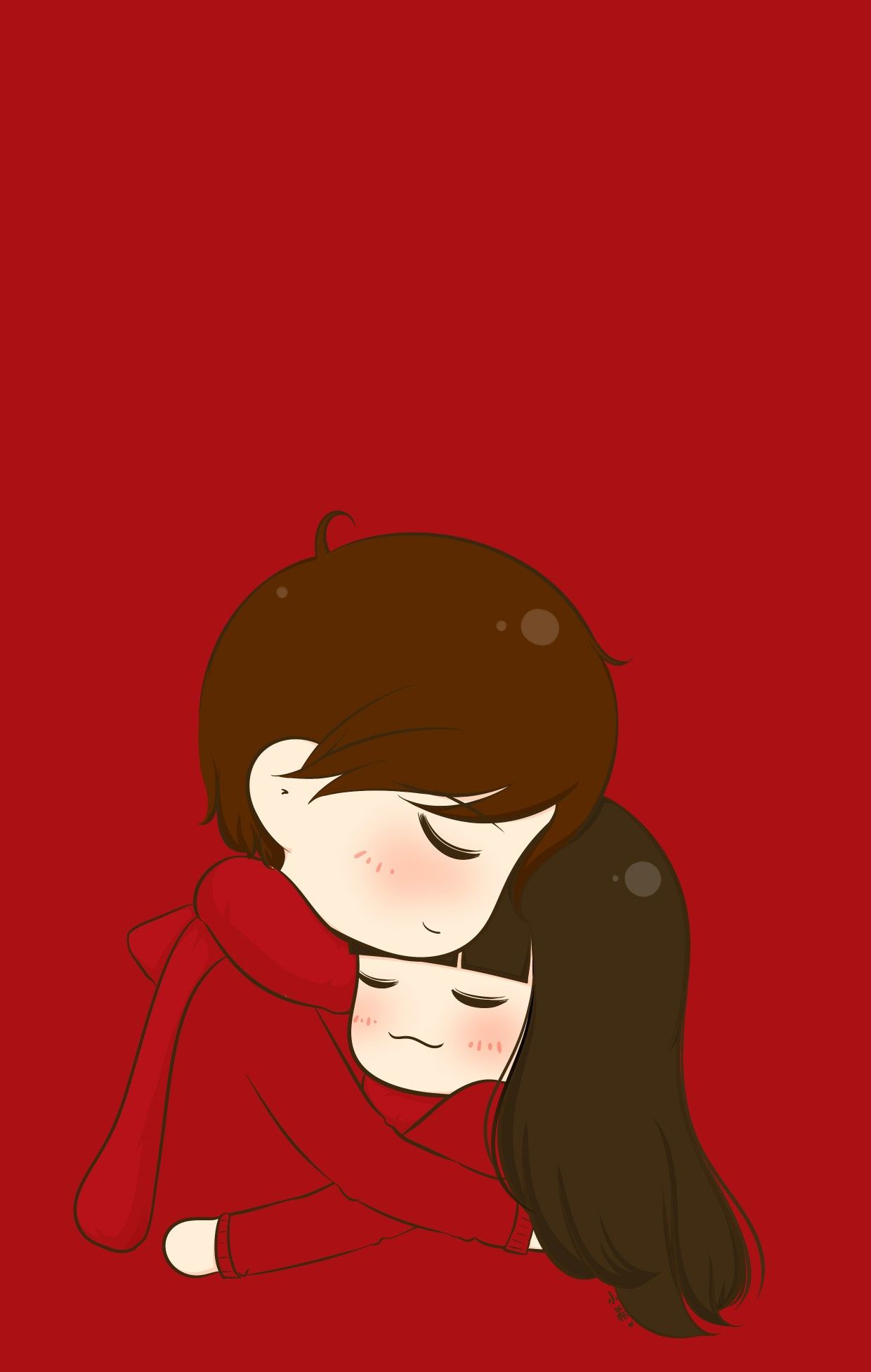Deep Inside I Still Want You To Stay Cute Drawings Of Love Cute Love Cartoons Cute Couple Wallpaper