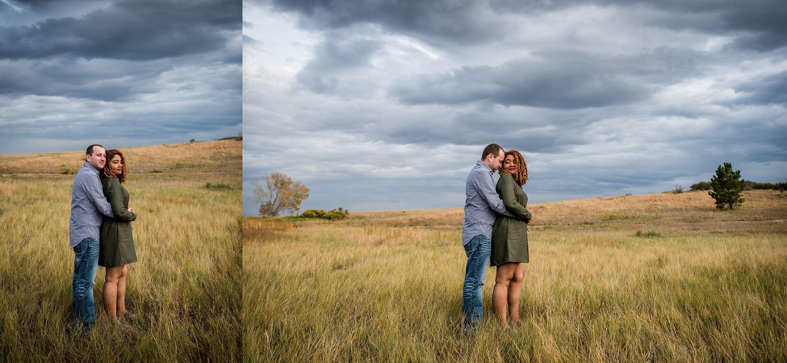 Colorado Engagement Photos, Colorado engagement session