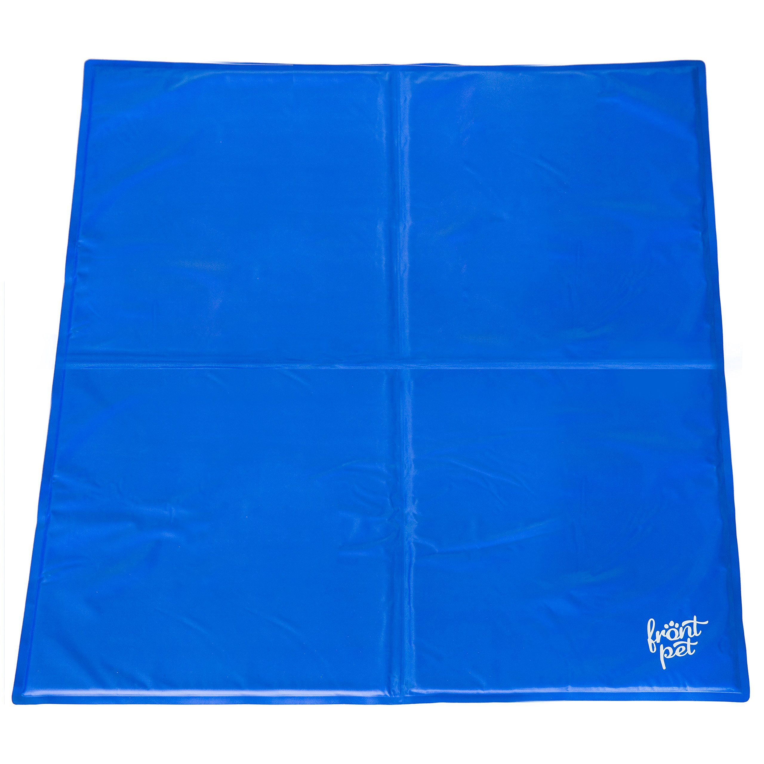 Frontpet Self Cooling Gel Mat Pad Extra Large For Dogs Non Toxic