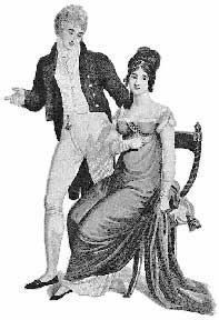 An eHow article that gave changes in fashion before, during, and after the revolution. A good introduction to fashion in the time period and also gave the reasons behind many of the changes.