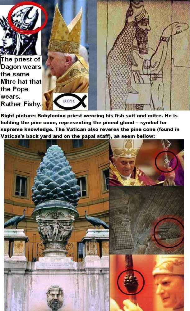 Satanic Symbols Revealed Catholicism History Legend Artifacts
