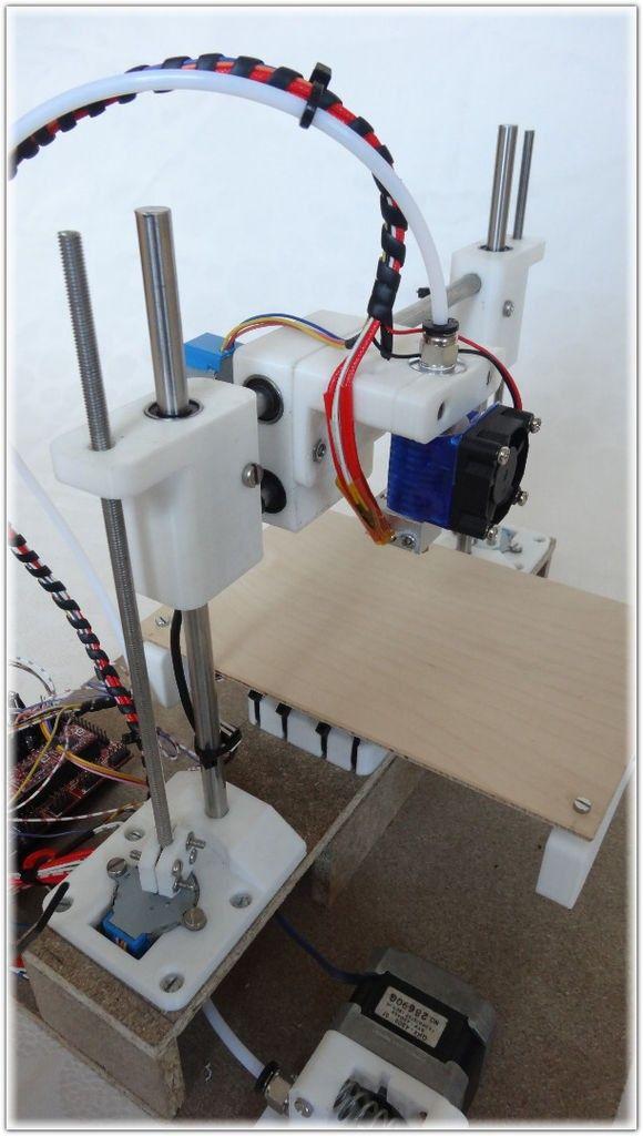 cheapest 3d printer arduino und raspberry in 2019 pinterest projekte arduino und arduino. Black Bedroom Furniture Sets. Home Design Ideas