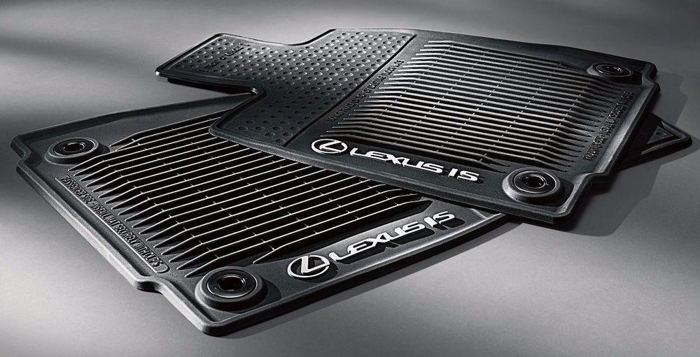Lexus Is250 Is350 Is200t 2wd 2014 2016 Oem Genuine All Weather Floor Mats Ebay Lexus Is250 Lexus Accessories Lexus