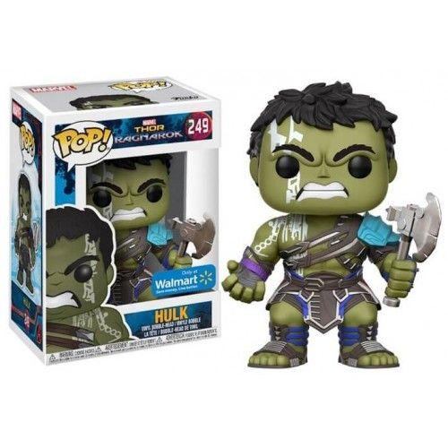 Muitas vezes Funko Hulk Gladiator No Helmet   Funko pop, Pop e Modelagem MA74