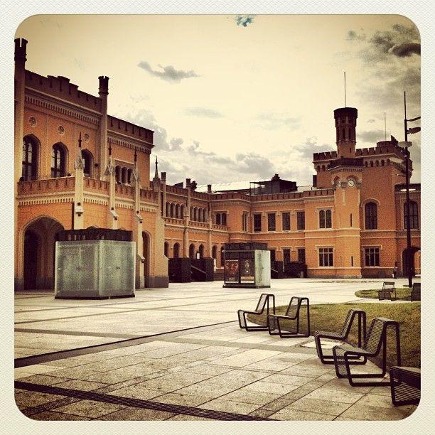 train station #photography #city #photo #webstagram #statigram #station #architecture
