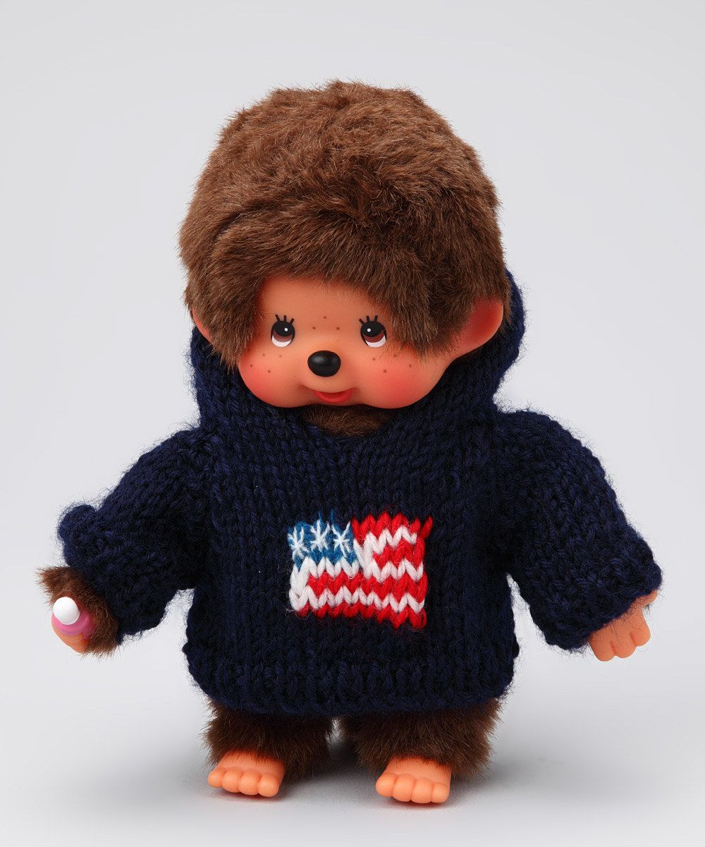 This was one of my favorite toys as a child. #Monchhichi Americana!