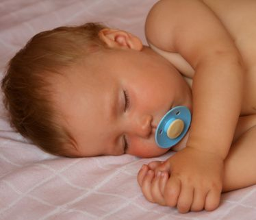 How To Get A Newborn To Sleep Without Being Held Congested Baby Baby Sleep Baby Remedies
