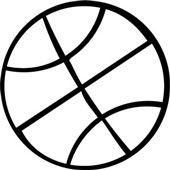 Free SVG File Download Basketball BeaOriginal