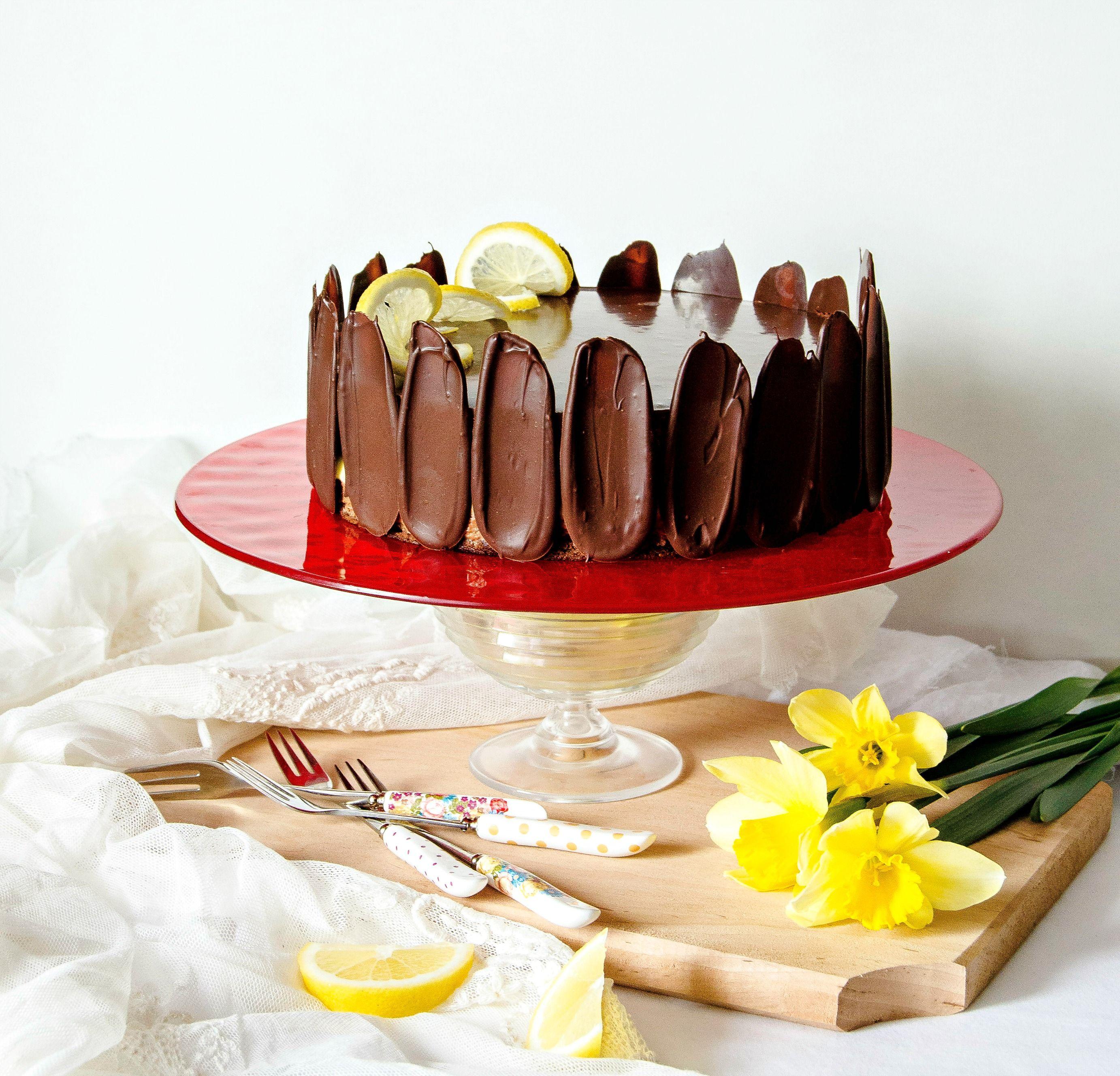 Riviera Cake Chocolate Lemon Cake Recipe Lemon Cake Raspberry Lemonade Cake Cake
