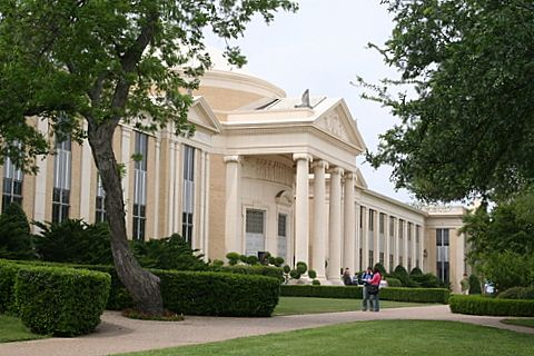 Southwestern Baptist Theological Seminary Memorial Building