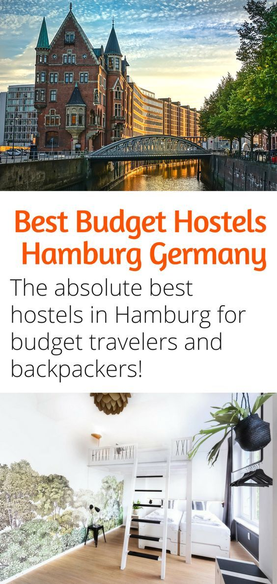 Best Budget Hostels In Hamburg Germany Your Guide To The Absolute