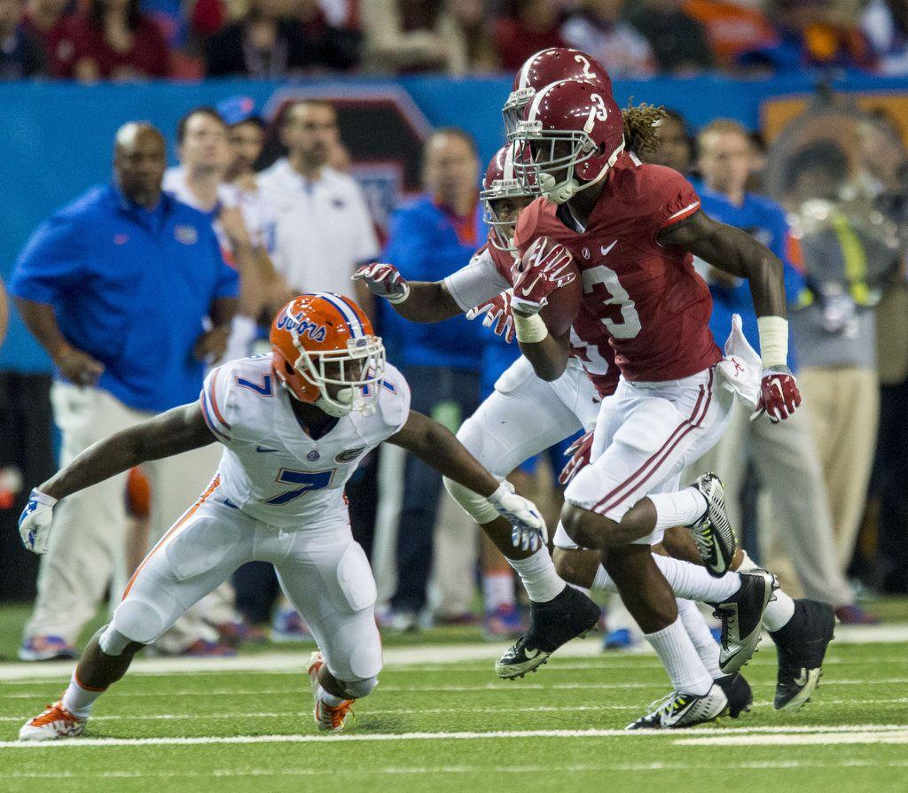 Defense lifts Alabama past Florida, into College Football