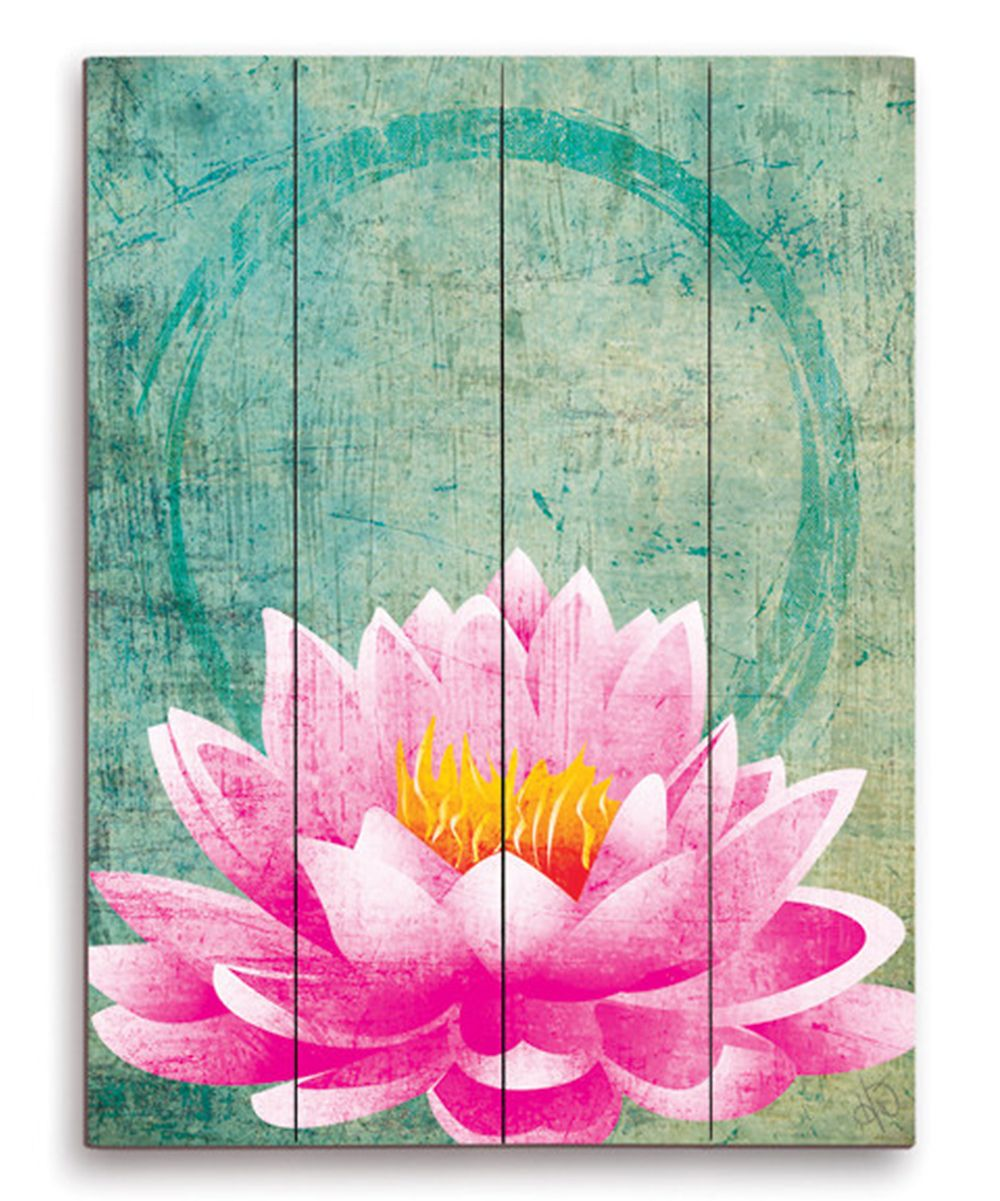 A must have for my office stuff for work pinterest lotus lotus flower painting on board bridge to ze wall art izmirmasajfo