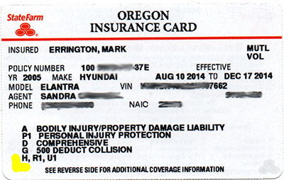 State Farm Insurance Card The Biggest Contribution Of