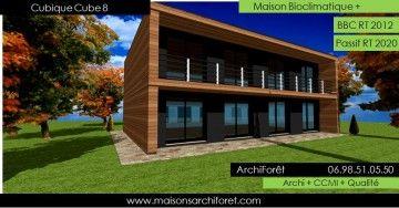 Prix Et Devis Construction Maison Bois Atelier Corentin