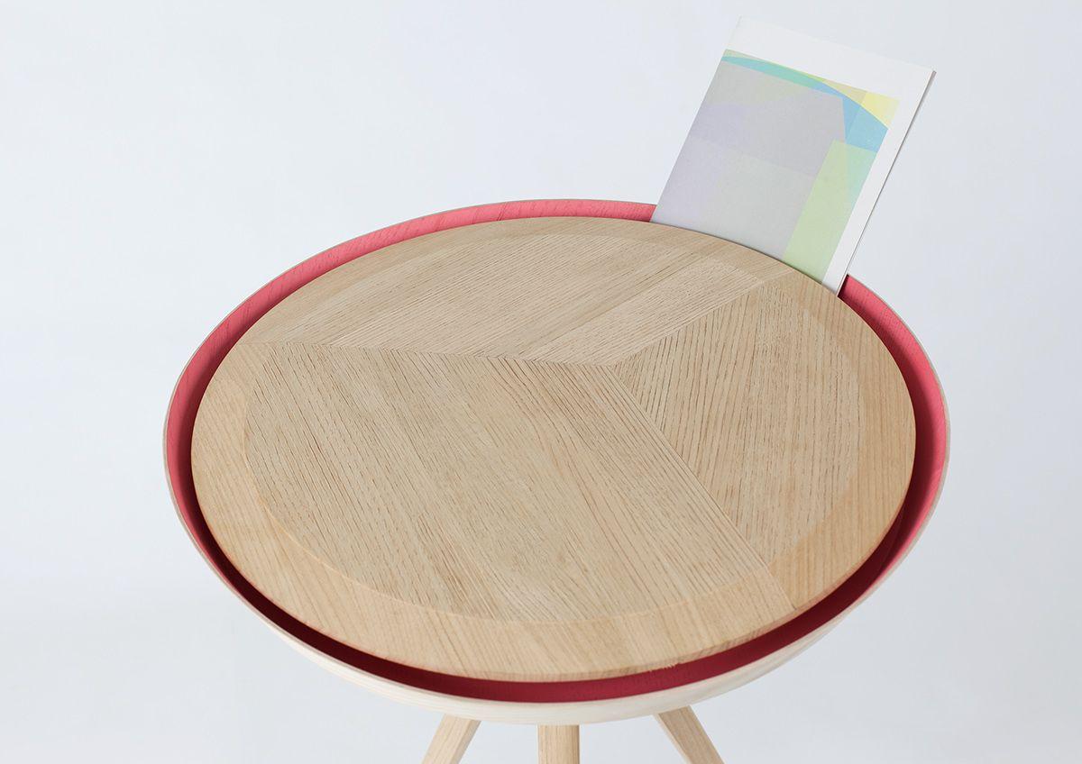 Yoav table on behance furniture pinterest studios design and