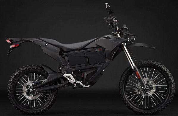 Cake Unveils Osa Modular Electric Motorcycle Motor Trail