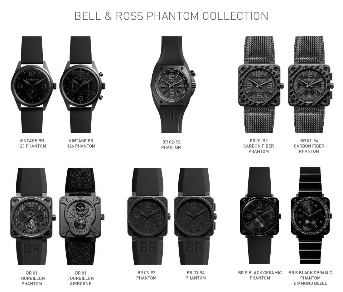 80efd4f1a9f5 Bell   Ross phantom collection   Time   Bell ross, Belle, Watches
