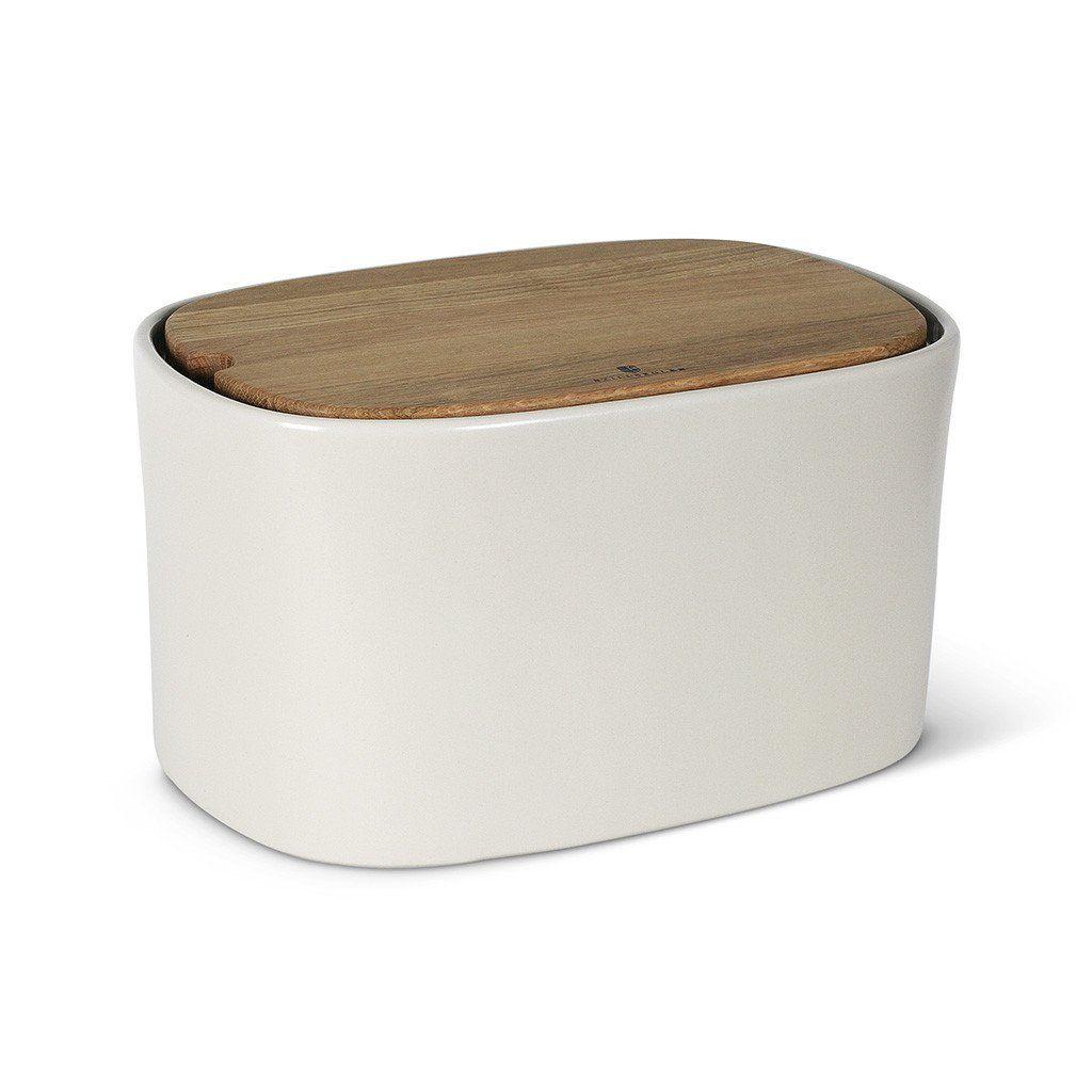 pagnotta brottopf keramik mit holzdeckel gro creme in 2018 stillsegler pinterest keramik. Black Bedroom Furniture Sets. Home Design Ideas