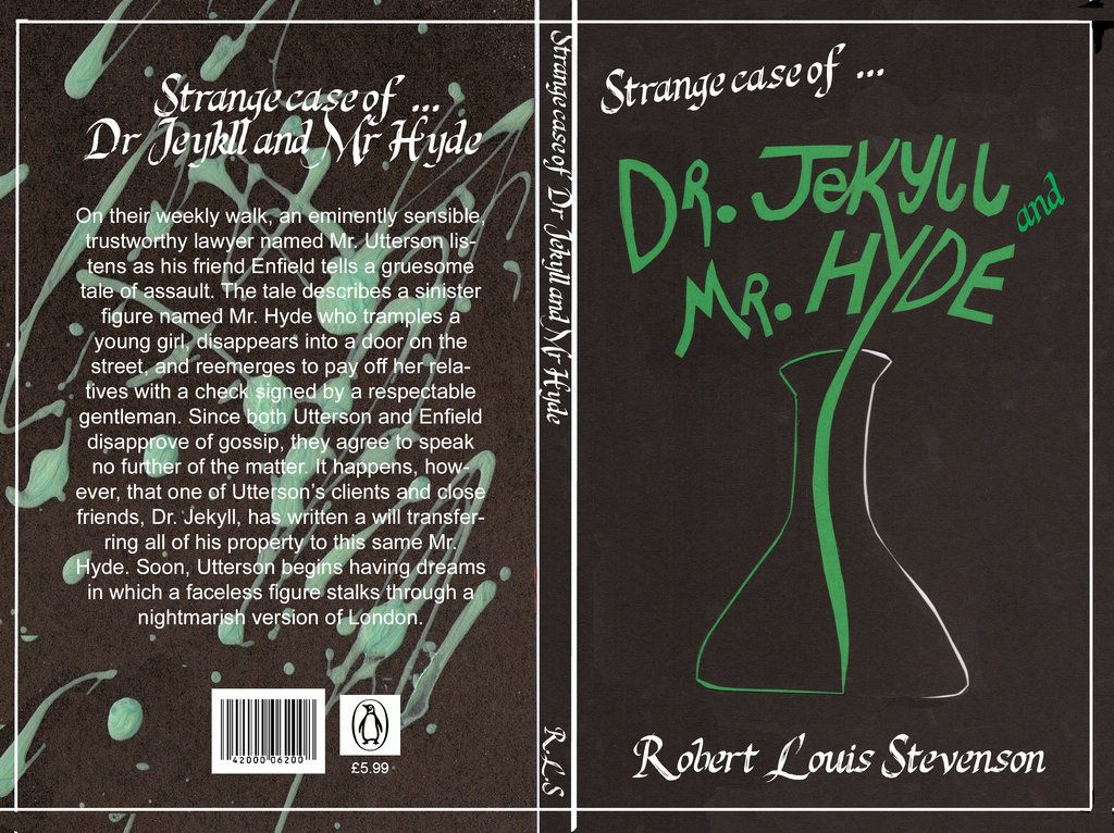 evil in the the strange case of dr jekyll and mr hyde by robert l stevenson essay Essays and criticism on robert louis stevenson's the strange case of dr jekyll and mr hyde - critical essays.