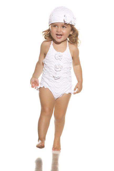 dac0a69710 omg finally a really cute bathing suit that the girls' daddy would approve!