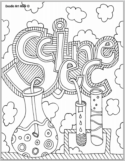 Exquisite Templates Create Tasteful Artistic Opportunities Science Doodles Science Notebook Cover School Subjects