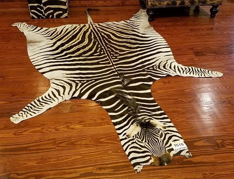Premium Zebra Skin Rug Tg9 Luxury Homes In 2019