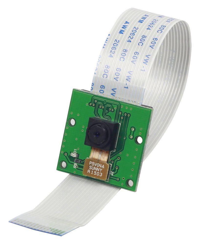 Arducam 5 Megapixels 1080p Sensor OV5647 Mini Camera Video
