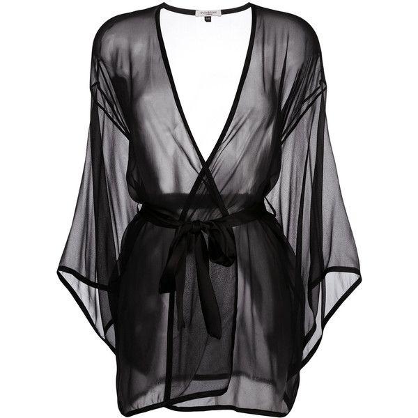 Gilda   Pearl Ava Kimono (€285) ❤ liked on Polyvore featuring intimates c7b81336c042