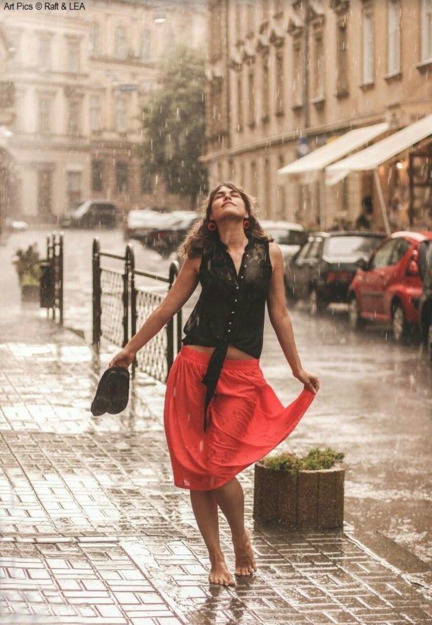It's November - of course it rains!