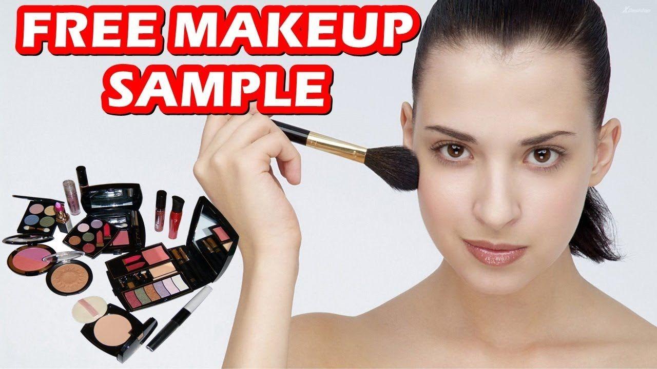 Free makeup samples free shipping