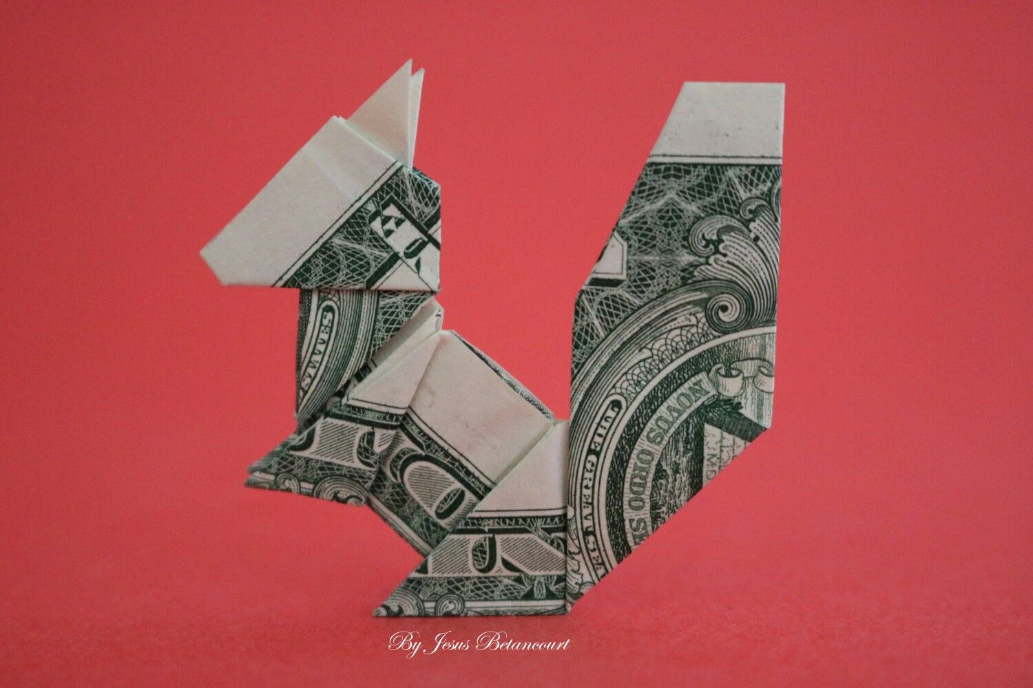 Money origami squirrel dollar origami pinterest origami and money origami squirrel jeuxipadfo Choice Image